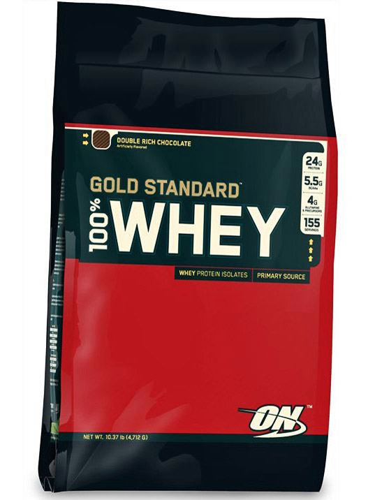 Optimum Nutrition 100% Whey Gold standard (4545 г)