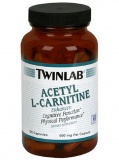 Twinlab Acetyl L-Carnitine (120 капс)