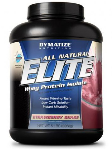 Dymatize All Natural Elite Whey Protein (2268 г)