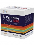 LIQUID & LIQUID L-Carnitine Crystal 5000 (20х25 мл)