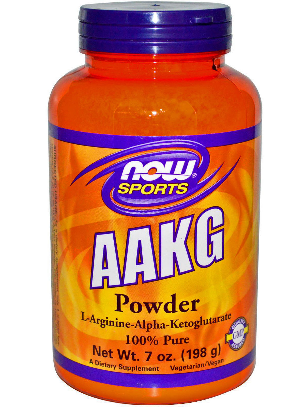 NOW AAKG Powder (200 г)