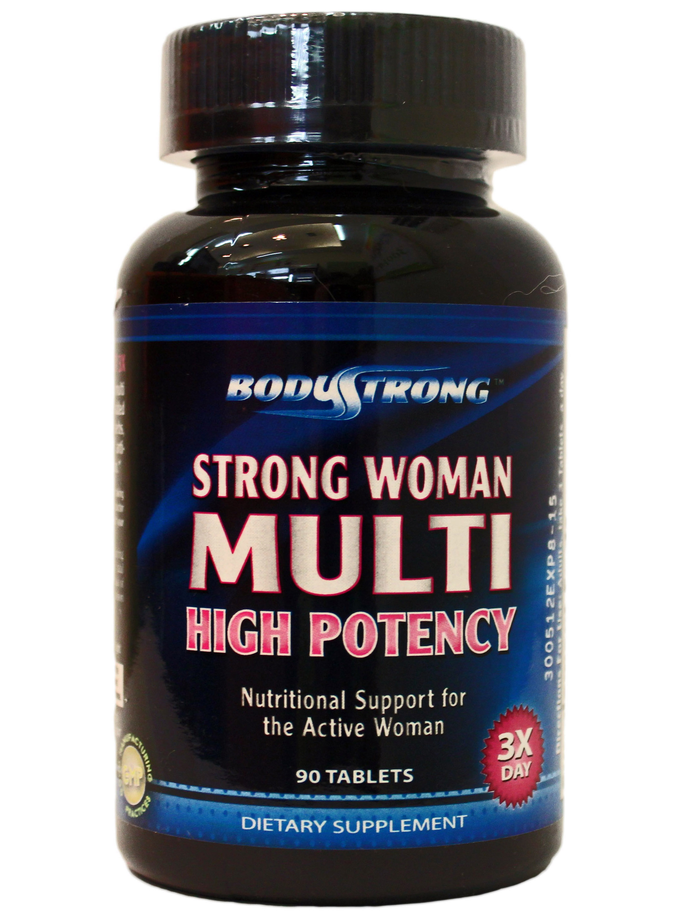Body Strong Strong Woman Multi High Potency (90 табл)