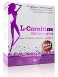 Olimp Labs L-Carnitine 500 Forte Plus (60 капс)