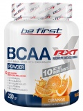 Be First BCAA RXT powder (230 г)