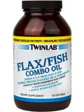 Twinlab Flax-Fish Combo Oil (120 капс)