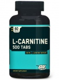 Optimum Nutrition L-Carnitine 500 mg (60 табл)