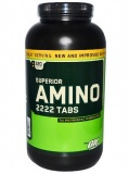 Optimum Nutrition Superior Amino 2222 Tabs (320 табл)