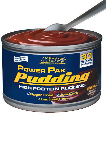 MHP Power Pak Pudding (250 г)