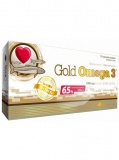 Olimp Labs Gold Omega 3 1000 мг (60 капс)