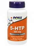 NOW 5-HTP 100mg (60 капс)