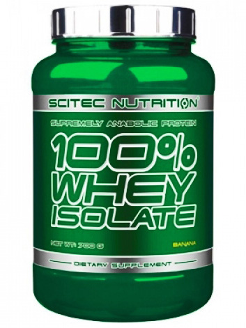 Scitec 100% Whey Isolate (700 г)