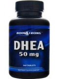 Body Strong DHEA 50mg (90 табл)