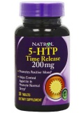 Natrol 5-HTP Time Release 200mg (30 табл)
