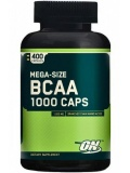 Optimum Nutrition BCAA 1000 (400 капс)