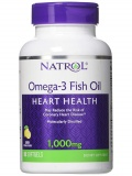 Natrol Omega-3 Fish Oil (90 капс)