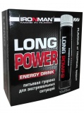 Ironman Гуарана Long Power Energy Drink (10x25 мл)