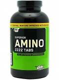 Optimum Nutrition Superior Amino 2222 Tabs (160 табл)
