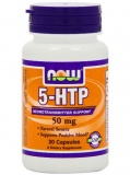 NOW 5-HTP 50mg (30 капс)