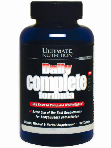 Ultimate Daily Complete Formula (180 табл)