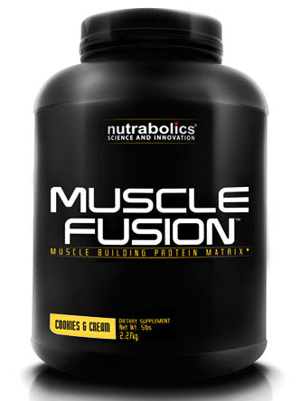 Nutrabolics Muscle Fusion (2270 г)