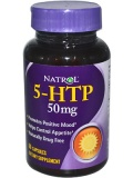 Natrol 5-HTP Time Release 50mg (60 капс)