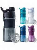 BlenderBottle SportMixer Tritan Twist Cap (591ml) Full Color