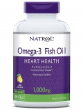 Natrol Omega-3 Fish Oil (150 капс)