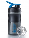 BlenderBottle SportMixer Black (591 мл)