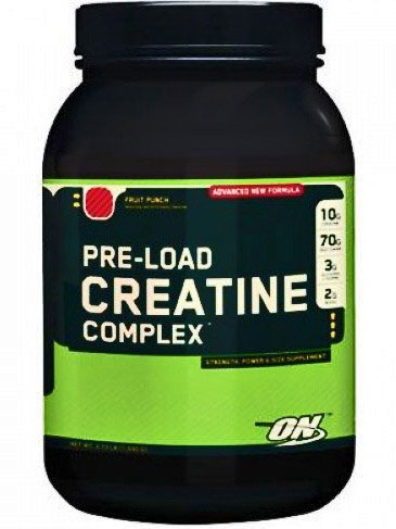 Optimum Nutrition Pre-load creatine complex (1818 г)